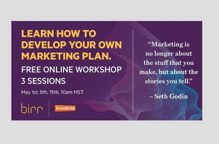 LEARN HOW TO DEVELOP YOUR OWN MARKETING PLAN